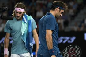 Stefanos Tsitsipas Knocks Defending Champion Roger Federer Out of Australian Open