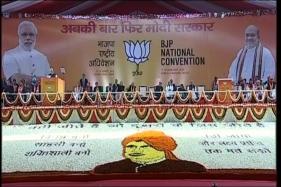 On His 156th Birth Anniversary, Vivekananda Replaces Deen Dayal Upadhyay at BJP's National Executive Meet