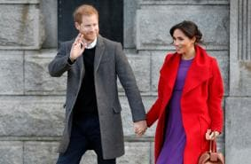 Meghan Markle and Prince Harry Expecting Their First Child in April