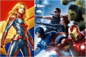 Nick Fury Confirms Captain Marvel Can Time Travel, Hints She Might be the Saviour in Avengers Endgame