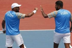 India's Men's Doubles Australian Open Challenge Ends in Single Day