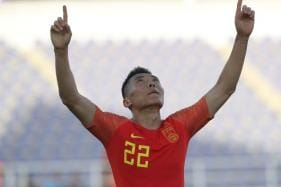 China Saved by Goalie Howler in Narrow Win Over Kyrgyzstan