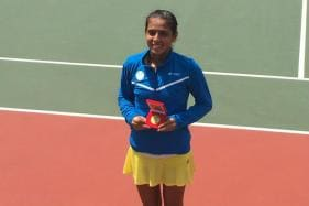 Ankita Raina Wins First Singles Title of 2019 Season in Singapore