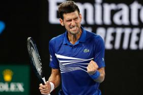 Novak Djokovic Survives Examination to Reach Australian Open Quarters