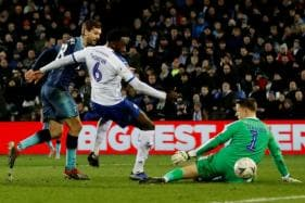 Llorente Hat-trick Helps Tottenham Hotspur Crush Tranmere in FA Cup