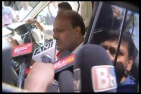I Have Enough Number of MLAs With Me: Kumaraswamy