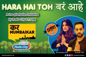 Radio City Takes Up the Mantle for a Greener Skyline in Mumbai With 'Hara Hai Toh Bara Ahe' Campaign