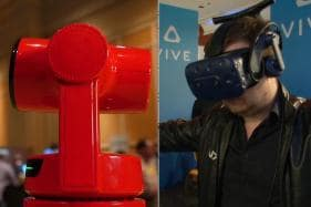 New VR Headsets by HTC And an AI Camera That Can Follow You Around at CES 2019
