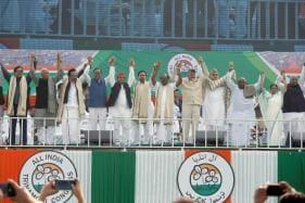 PICS| Mamata Banerjee's United India Rally in Kolkata