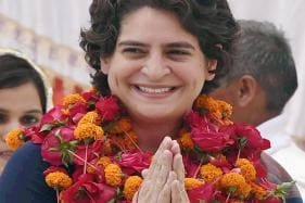 Priyanka Gandhi Vadra Named Congress General Secretary for UP East