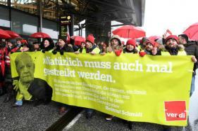Hundreds of Flights Axed as Fresh Strike Hits 8 German Airports