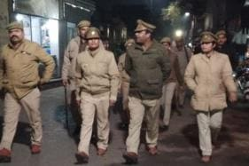 UP Police Pull Out Woman's Body From Lit Funeral Pyre; Husband Booked