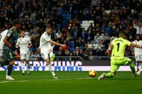 Real Madrid Woes Deepen With Surprise Loss to Sociedad