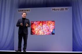 Samsung to Launch 4K UHD TV Line-up in India This Month