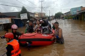 Overflowing Dam Kills At Least 30 in Indonesia, 25 Still Missing
