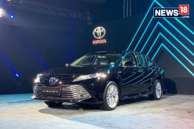 New Toyota Camry Hybrid Launched in India for Rs 36.95 Lakh