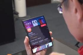 Xiaomi Foldable Phone Teased by Co-Founder Lin Bin: Watch Video