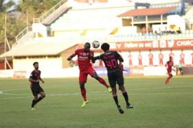 Anthony on Target as Churchill Brothers Beat Minerva