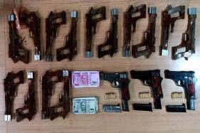 8 Improvised Arms, Fake Currency Dealers Arrested in Kolkata