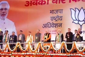 BJP Workers Came Looking for Election Buzzwords, But are Leaving Ramlila Maidan With More Riddles