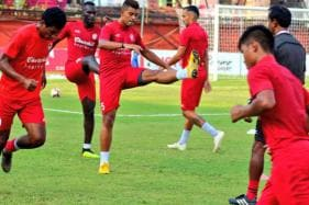 I-League: Plaza's Brace Earn Churchill a 3-2 Win Over Chennai