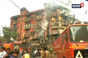 Goods Worth Lakhs Destroyed As Fire Rips Through Garment Store In Kolkata's Gariahat