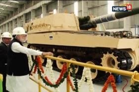 L&T's 1st Self-Propelling Howitzer Gun-Making Facility Inaugurated By PM Modi