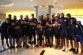 Upbeat India Face UAE Test in AFC Asian Cup
