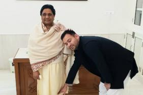 Bhagwat Threatened to Scrap Caste Quotas, Modi Has Started Doing It: Tejashwi After Meeting Maya