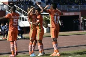 I-League: Neroca beat Shillong Lajong FC at Home