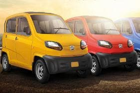 Mumbai's First Quadricycle Hits The Road, Here's Everything You Need to Know About it