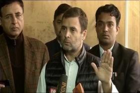 Nirmala Sitharaman 'Ran Away' From my Questions on Rafale, Says Rahul Gandhi