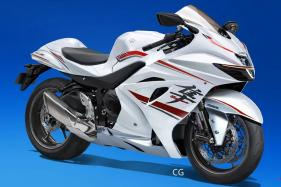 Third Generation Suzuki Hayabusa Superbike Rendered, Gets Sleeker GSX Inspired Looks