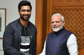 Uri Actor Vicky Kaushal Meets Narendra Modi, See Pic