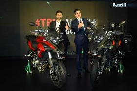 Benelli TRK 502, TRK 502X Launched in India, Prices Start From Rs 5 Lakh