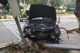One Killed as Bentley Driven by Ponty Chadha's Relative Crashes Into Auto, Injures Three
