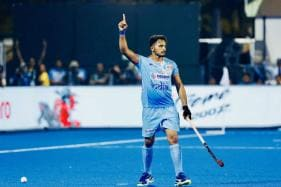Harmanpreet Singh, Lalremsiami Bag Asian Hockey Awards