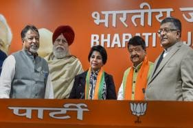 Ex-IPS Officer, Once CM Mamata's Close Aide, Joins BJP, Says 'Thugocracy' Rules Bengal