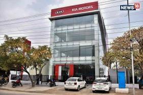 Kia Motors India Opens Showroom in Noida, First Dealership in India