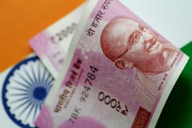 Rupee Slips by 4 Paise to 69.38 Against Dollar in Early Trade