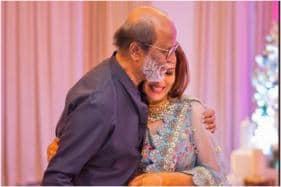 Rajinikanth Dances His Heart Out at Daughter Soundarya's Sangeet, Watch Here