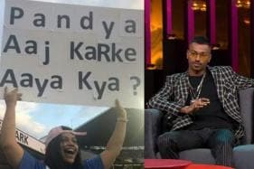 'Pandya Aaj Karke Aaya Kya?' Spectator Trolls Hardik Pandya Over Koffee With Karan Remark