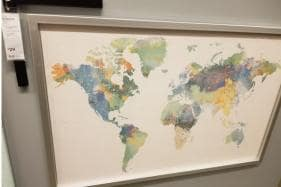 Where's New Zealand? IKEA Issues Apology after Customers Notice Country Missing From World Map