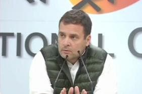 Entire Opp'n Stands With Security Forces, Govt: Rahul Gandhi on Pulwama Terror Attack