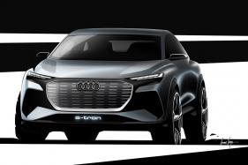 Audi Q4 E-Tron Concept Sketches Revealed Ahead of Debut at Geneva Motor Show