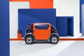 New Citroen Ami One Ultra-Compact Electric Vehicle Concept to be Showcased at 2019 Geneva Motor Show