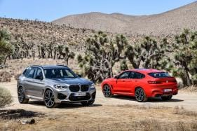 BMW Reveals X3 M and X4 M Super SUVs With New Engines