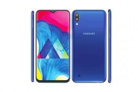 Samsung Cuts Pricing of Galaxy M10 Ahead of Redmi 7A Launch