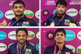 Asian Wrestling Championships 2019: Meet India's Medal-Winners