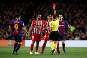 Whenever Atletico Madrid Come to Barcelona, Something Strange Happens: Koke